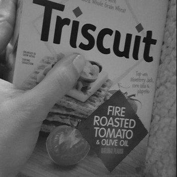 Photo of Nabisco Triscuit - Crackers - Baked Whole Grain Wheat Hint Of Salt uploaded by Erica B.