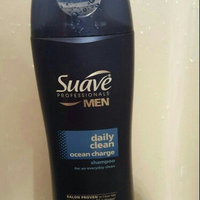 Suave Professionals Men Deep Clean Peppermint Shampoo uploaded by Taylor C.