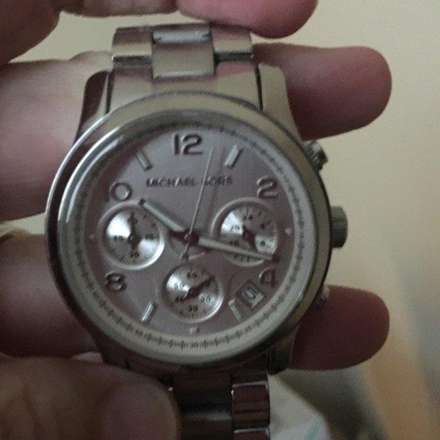 MICHAEL Michael Kors Women's Chronograph Bracelet Watch 38MM