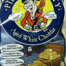 Photo of Pirate's Booty® Aged White Cheddar Rice and Corn Puffs uploaded by Nadine K.