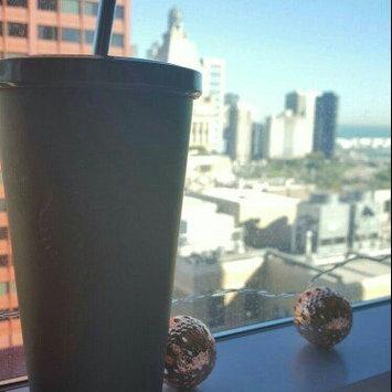 Photo of Stainless Steel Tumbler - Matte Black, 16 fl oz Starbucks Drinkware uploaded by Rosie P.