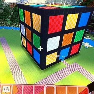 Minecraft uploaded by Amber B.