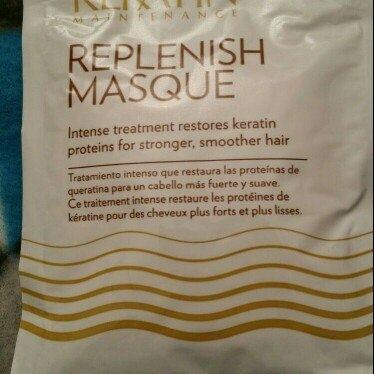 Hi Pro Pac Hi-Pro-Pac Keratin Replenish Masque 1.75 oz. (Display of 12) uploaded by Derana M.