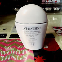 Shiseido Urban Environment Oil-Free UV Protector SPF 42 uploaded by Genny E.