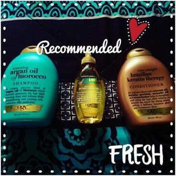 OGX® Brazilian Keratin Therapy Conditioner uploaded by member-1cc296306