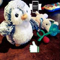 Raz Baby RaZbaby Raz Buddy Teether and Teether Cozy - Ethan Penguin uploaded by Megan P.