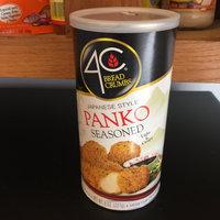 4C Breadcrumbs Japanese Style Panko Seasoned uploaded by Kayla B.