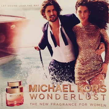 Photo of Michael Kors Wonderlust 1.7 oz/ 50 mL Eau de Parfum Spray uploaded by Aerial P.