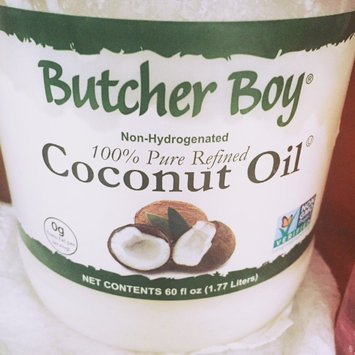 Nutiva Coconut Oil uploaded by Terisha G.