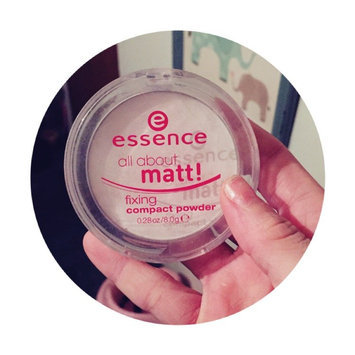 Essence All About Matt! Fixing Compact Powder uploaded by Macie G.