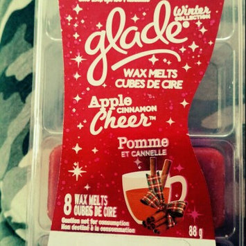 Photo of Glade Apple Cinnamon Wax Melts uploaded by khori c.