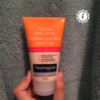 Neutrogena Oil Free Acne Wash Daily Scrub uploaded by Amanda C.
