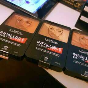Photo of L'Oréal Paris Infallible Pro Contour Palette Deep/Profond 0.24 oz. Compact uploaded by Jelissa B.