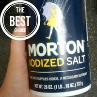 Morton Iodized Salt uploaded by Diana B.