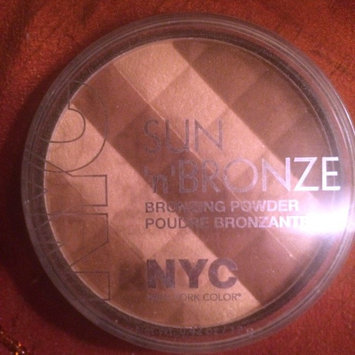 Photo of N.Y.C. New York Color Sun N' Bronze Bronzing Powder uploaded by Alexia S.