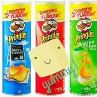 Pringles® Original Potato Crisps uploaded by Cindy S.