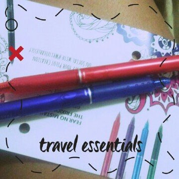 Photo of Pilot FriXion Clicker Erasable Gel Pen, Blue Ink uploaded by Joanna M.