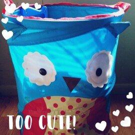 Skip Hop Zoo Toddler Hamper - Owl uploaded by Emma T.
