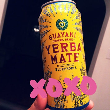Photo of Guayaki Yerba Mate, Bluephoria, 16 Oz (Pack of 12) uploaded by Sunday C.