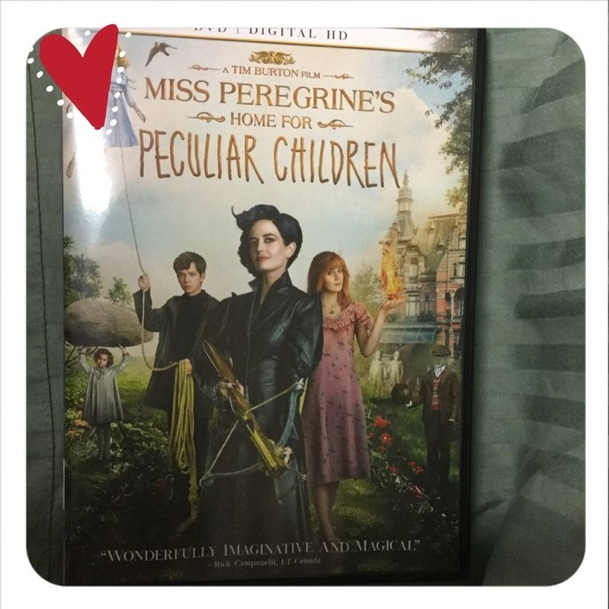 Miss Peregrine's Home For Peculiar Children [includes Digital Copy] (dvd) uploaded by Sharon S.