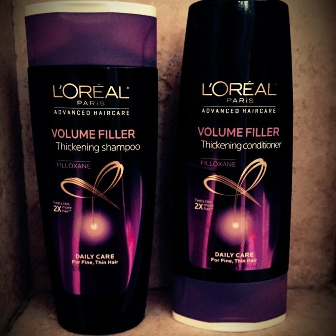 L'Oréal Paris Advanced Haircare Volume Filler Thickening Shampoo, 12. uploaded by Hope B.