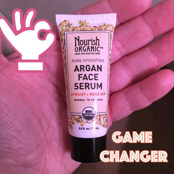 Nourish Organic Argan Face Serum Apricot + Rosehip uploaded by Rae Q.