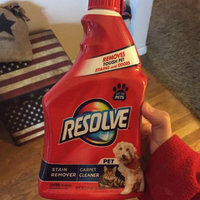 Resolve Carpet Cleaner Pet Stain Remover uploaded by Nancy C.