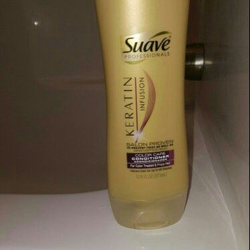 Photo of Suave Professionals Keratin Infusion Color Care Conditioner uploaded by Amberly N.