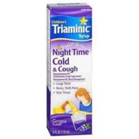 Triaminic Children's Nighttime Cold & Cough Syrup uploaded by Charlotte W.