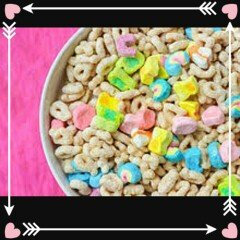 Lucky Charms Cereal uploaded by Gina M.