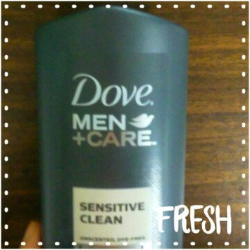 Photo of Dove Men+Care Sensitive Shield Body And Face Wash uploaded by Madeline C.