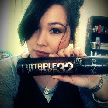 Redken Triple Take 32 Hairspray - 9 oz. uploaded by Ann G.