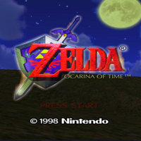 Legend of Zelda: Ocarina of Time uploaded by Angel S.