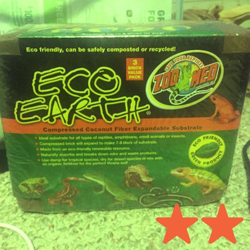 Photo of Zoo Med Laboratories - Eco Earth 3 Pack - EE-20 uploaded by Kaila B.
