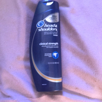 Photo of Head & Shoulders Clinical Strength Dandruff Shampoo uploaded by Rebekah D.