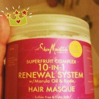 SheaMoisture Three Butters Utility Shampoo uploaded by maribel l.