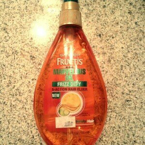 Photo of Garnier Fructis Style Unruly Hair Oil, 5.1 oz uploaded by Krissa R.