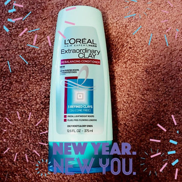 L'Oréal Extraordinary Clay Rebalancing Conditioner uploaded by Deanna B.
