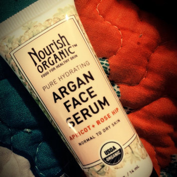 Nourish Organic Argan Face Serum Apricot + Rosehip uploaded by Karyn K.