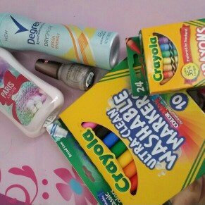 Photo of Crayola 10 Ct Ultraclean Broadline Classic uploaded by S S.