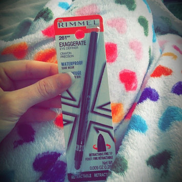 Rimmel Exaggerate Waterproof Eye Definer uploaded by Mira H.