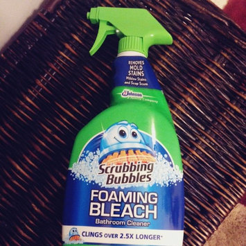 Scrubbing Bubbles Foaming Bathroom Cleaner with Bleach uploaded by Mara H.