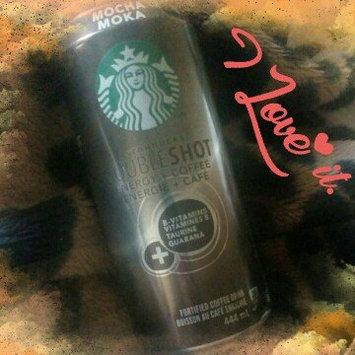 Photo of STARBUCKS® Doubleshot® Energy Mocha Drink uploaded by carly k.