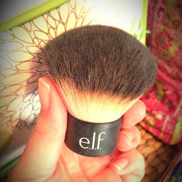 Photo of e.l.f. Studio Kabuki Face Brush uploaded by Crystal B.