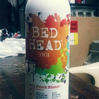 Bed Head Colour Combat Dumb Blonde™ Shampoo uploaded by Britny K.