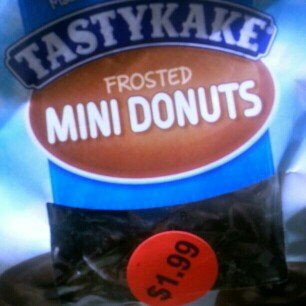 Photo of Tastykake® Rich Frosted Mini Donuts uploaded by Evelyn D.