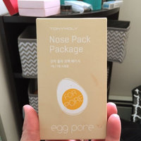TONYMOLY Egg Pore Nose Pack uploaded by Kim L.