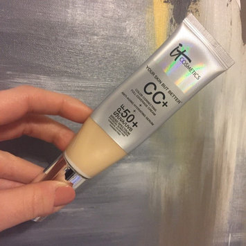 Photo of It Cosmetics CC+ Eye Color Correcting Full Coverage Cream Concealer SPF 50+ uploaded by Jessica T.