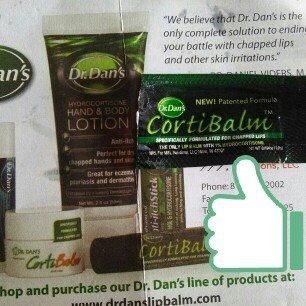 Photo of Dr. Dans Cortibalm Lip Balm uploaded by Yajaira H.