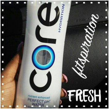 Photo of Core Hydration Nutrient Enhanced Water, 30.4 Ounce(Pack of 12) uploaded by Amia D.